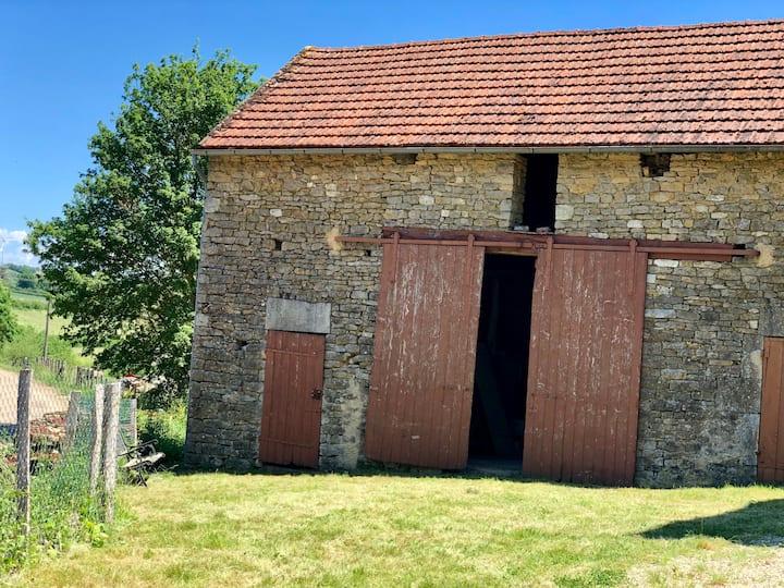 Charmante maison bourguignonne