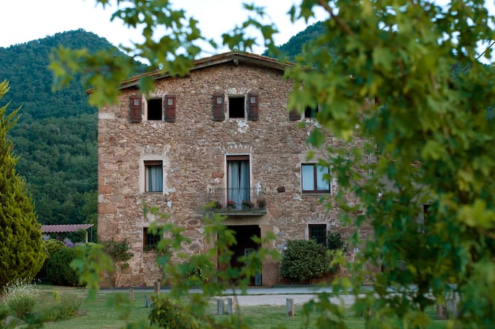 Private farmhouse near the Pyrenees