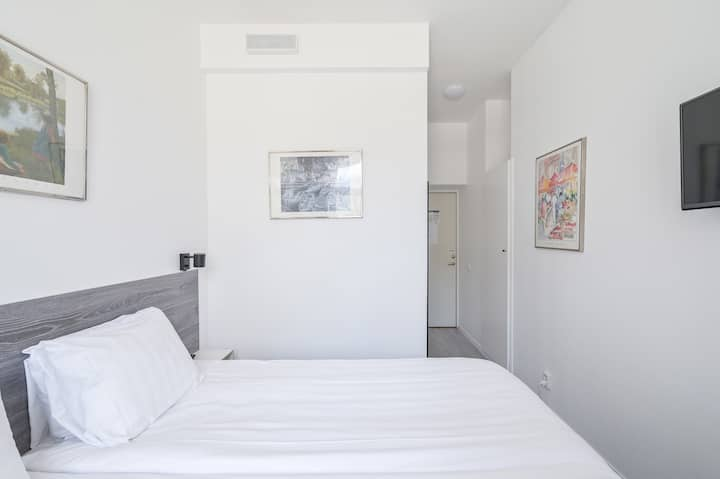 Long stay in a Central located Hotel in Stockholm