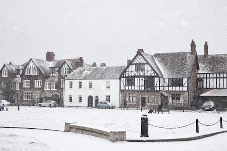 Historic location in Cardiff