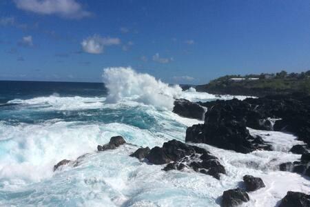 Cabanon à Grands-Bois, Saint-Pierre de La Réunion