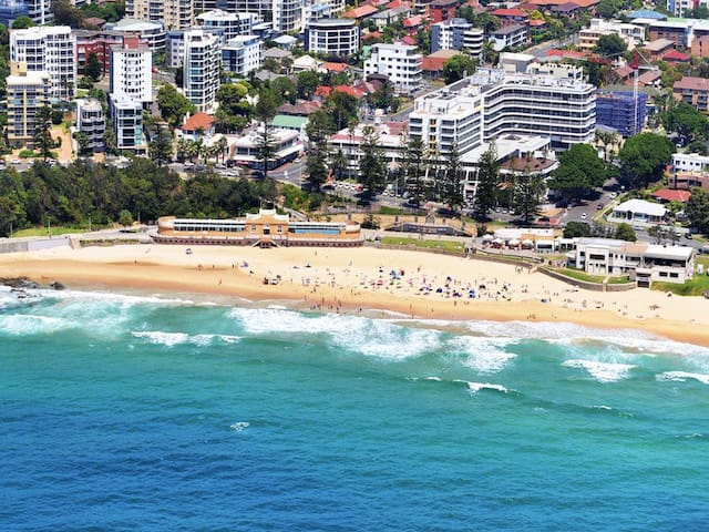 North Wollongong Beach Guest Suite