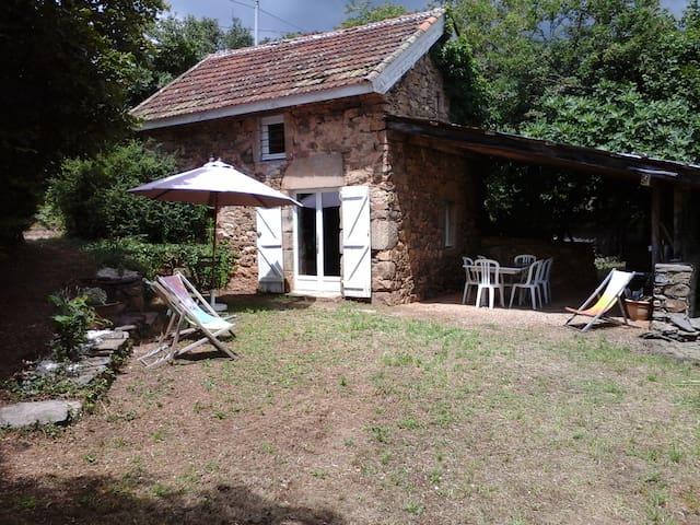Petite Maison au calme - Saint-Martin-Laguépie - Apartment