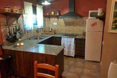 RIOPAR LOFT RURAL (Casa El Reventón)