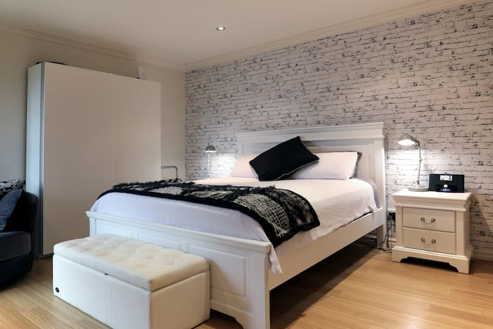 Well located Luxe Freo Studio - South Fremantle - Wohnung