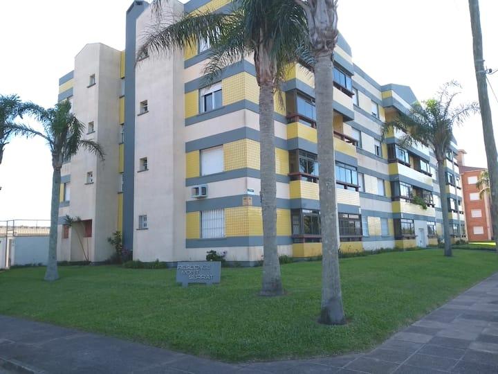 Apartamento cond. infra completa