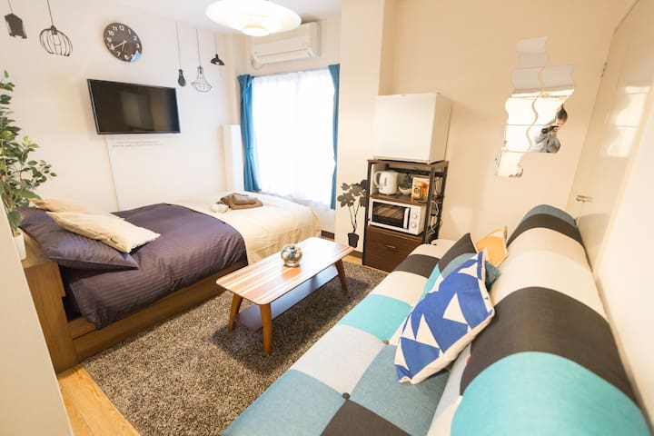 Open sale!3min walk to sta.*4min Shinjuku(新宿)#24 - Setagaya-ku - Appartement