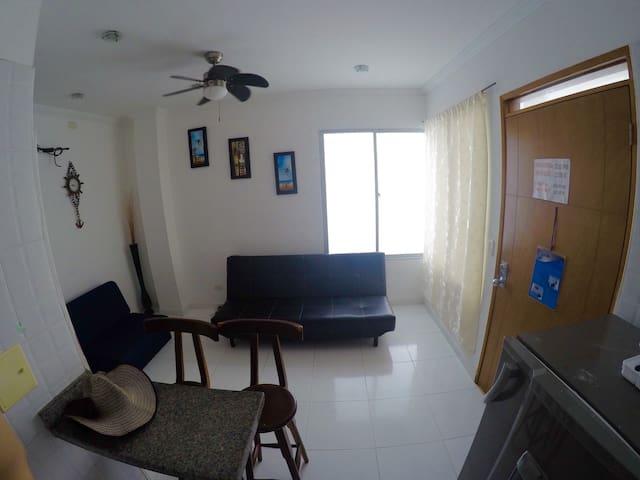 Acogedor apartamento para vacaciones en la playa