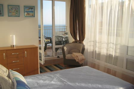 Studio Apartment with Sea View Sunny Beach