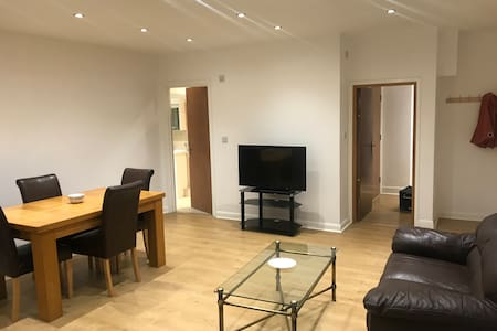 Historical Hall Quay,  Entire Brand  New Flat