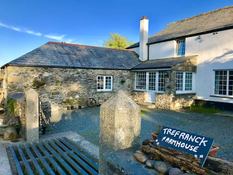 Trefranck- Cosy Annex perfect for weekend away