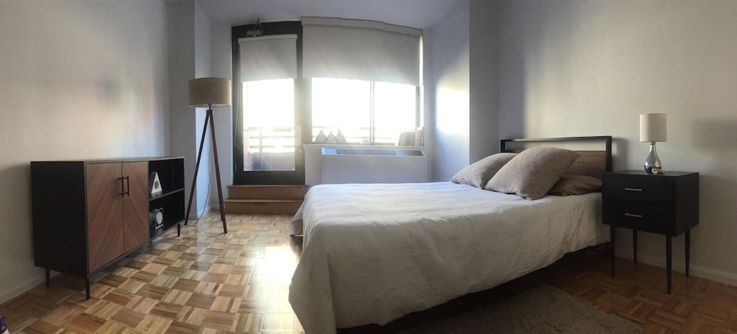 Beautiful and cozy studio apartment in the UWS