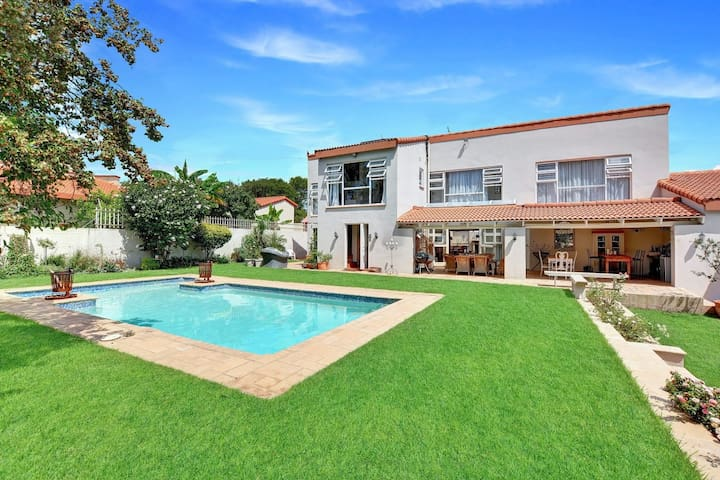 Beautiful family home in Sunninghill