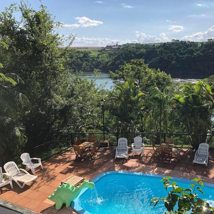 Costa del Sol Iguazu - Naturaleza y Río.