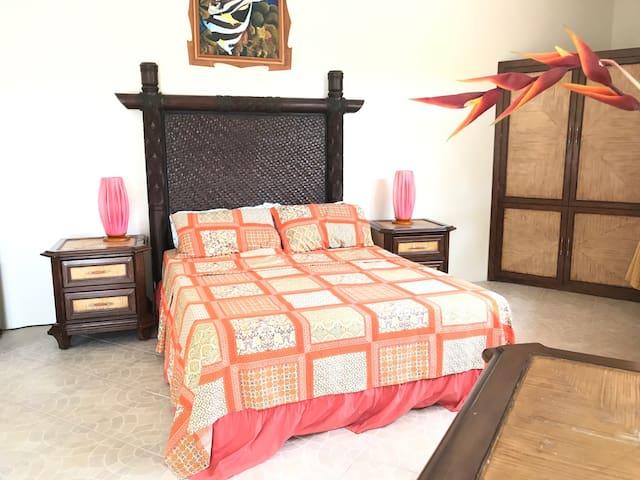Cabilao Sunset Dive & Beach Resort  Deluxe Room 4
