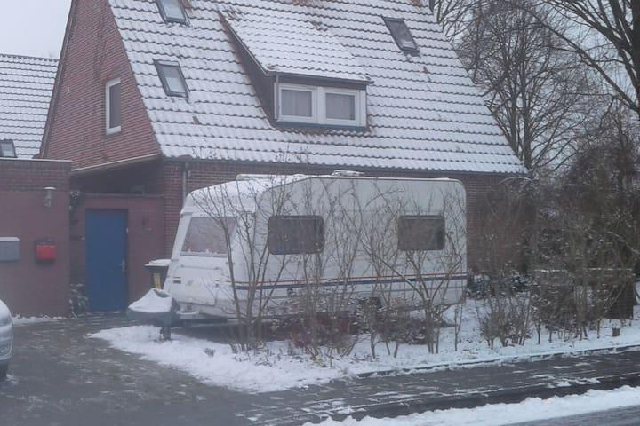 Natur genießen in Ostfriesland