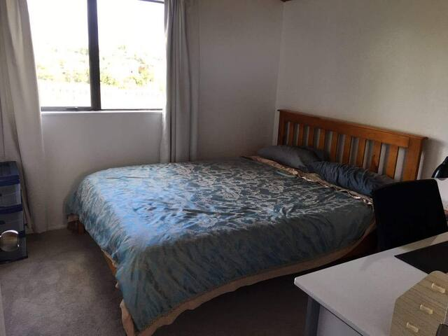 Sunny double Room for 1-2 people