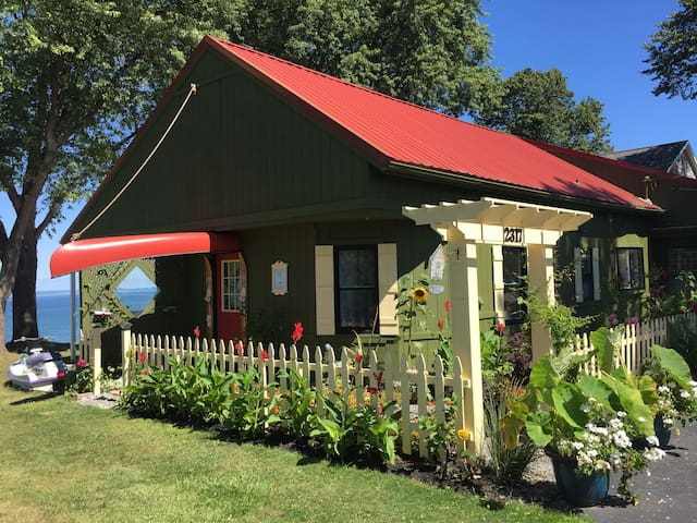 NORTH COAST COTTAGE - Lake Ontario - Ransomville - Alojamiento vacacional
