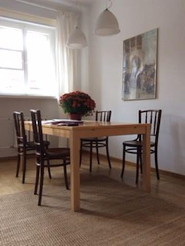 Bright & Calm flat - Old Town of Warsaw - Warszawa - Apartment