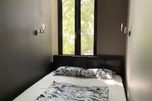 One bedroom apart. in a quiet area in the center