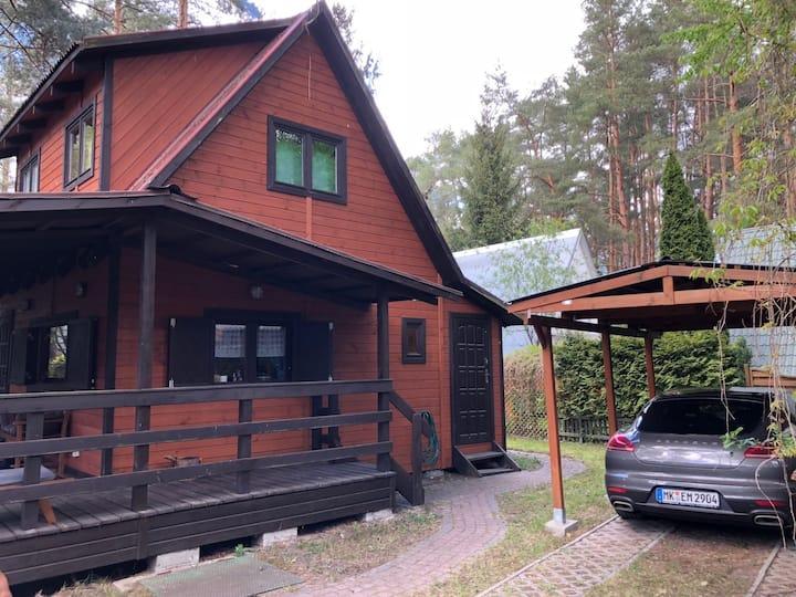 Ferienhaus für 6 Gäste mit 75m² in Swiety Wojciech (121836)