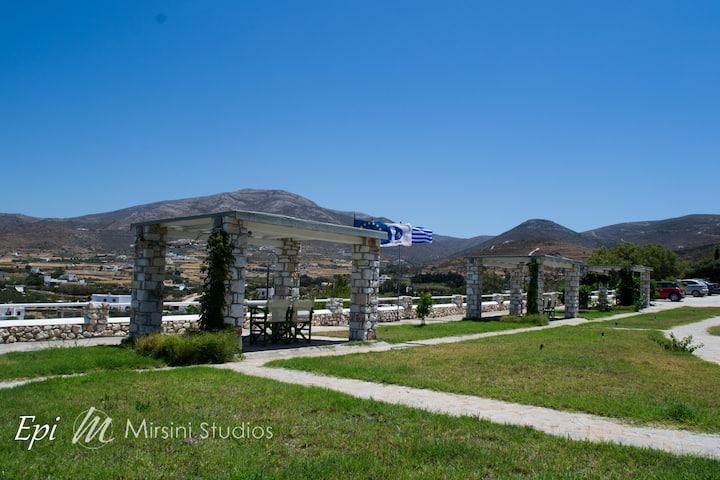 Mirsini Studios Triple Apartment Seaview