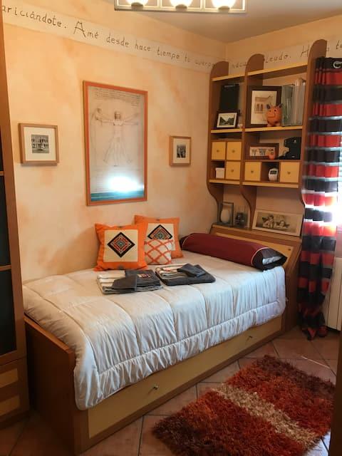 Encantadora habitación en El Centro