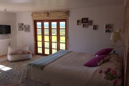 Ecolodge Casa de Campo Familiar, descanso y relajo