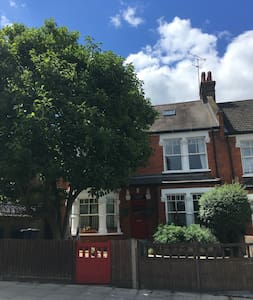 A large and beautiful period family home