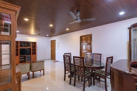 3 BHK apartment @ heart of city- panaji