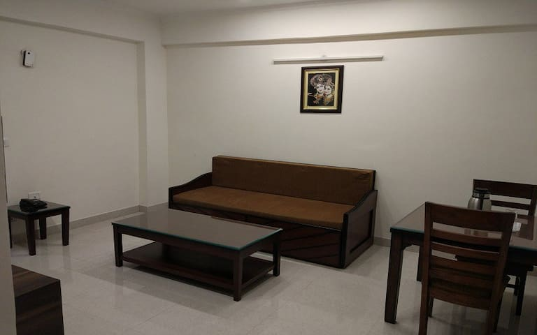 2 BHK Family Suite in Vrindavan for 6 Adults-MAP