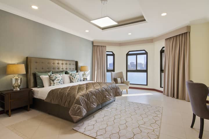 4 Bedroom Villa in Frond-A The Palm Jumeirah