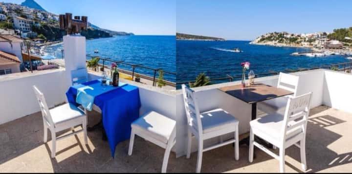 Denizkızı Restaurant & Butik Pansiyon Karaburun