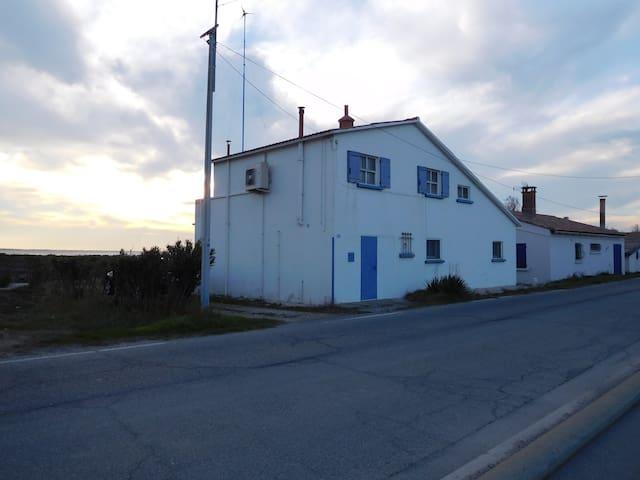 Flamant Rose - Port-Saint-Louis-du-Rhône - Huis