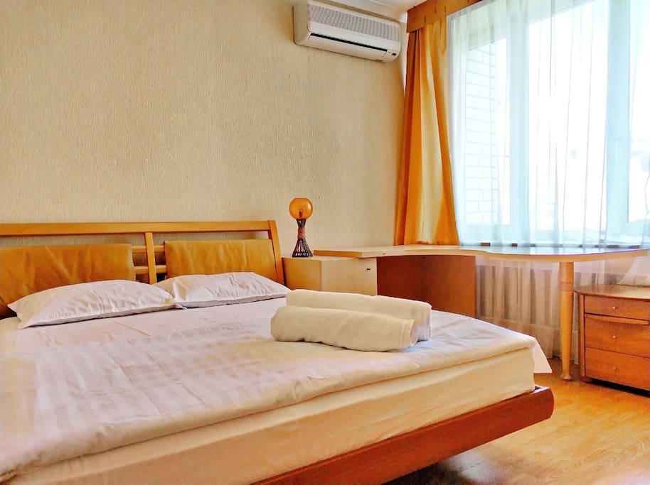 Bedroom- Airconditioner