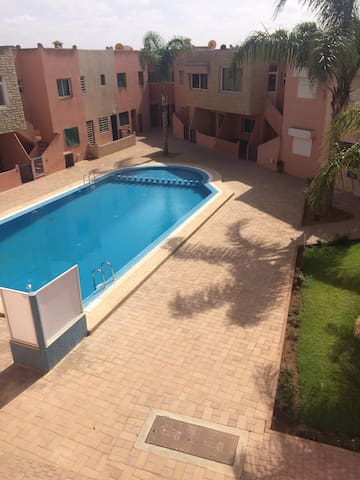Résidence piscine au calme - Sidi Bouzid - Condominium