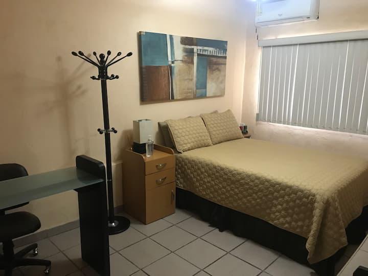 Habitación privada en Centro de Monterrey