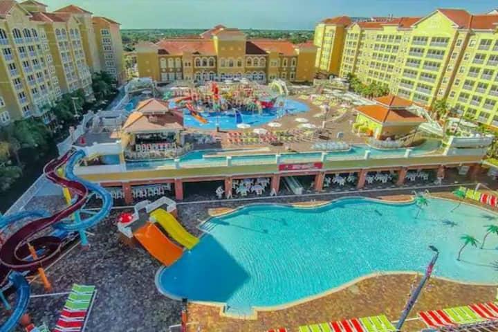 One-Bedroom Villa At Westgate Vacation Villas!