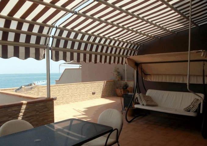 """La Darsena """"Sul Mare"""". - Costa Saracena - Castelluccio - Wohnung"""