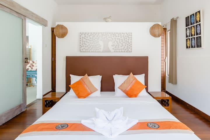 1 yatak odası