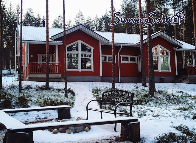 OtsoPirtti: Maria / SuomenSatu Koli