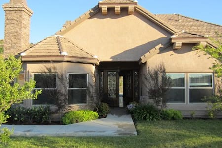Custom home near to Wineries, Pechanga, Oldtown. - Temecula - Hus