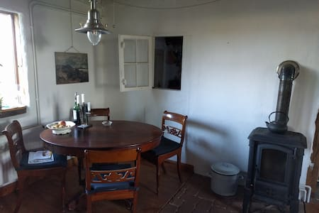 Petterson-Häuschen im Grünen, Alleinlage - Salzhausen - Ház