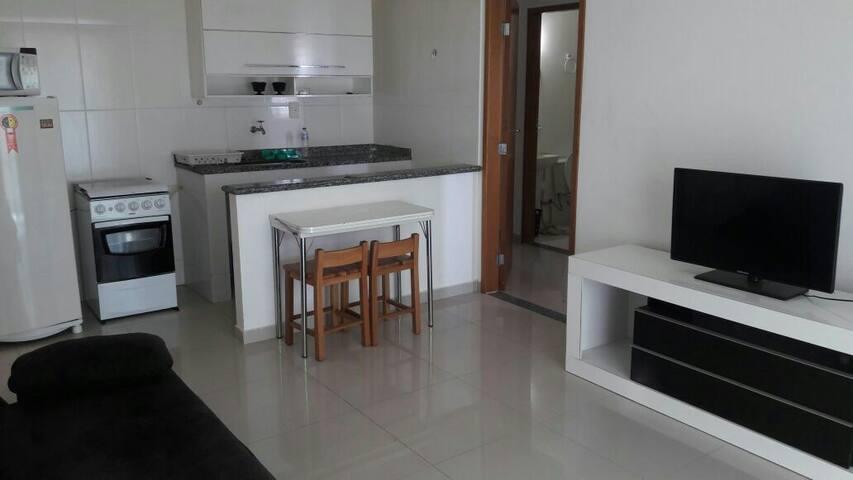 Aconchegante flat em Muriqui - Mangaratiba - Pis