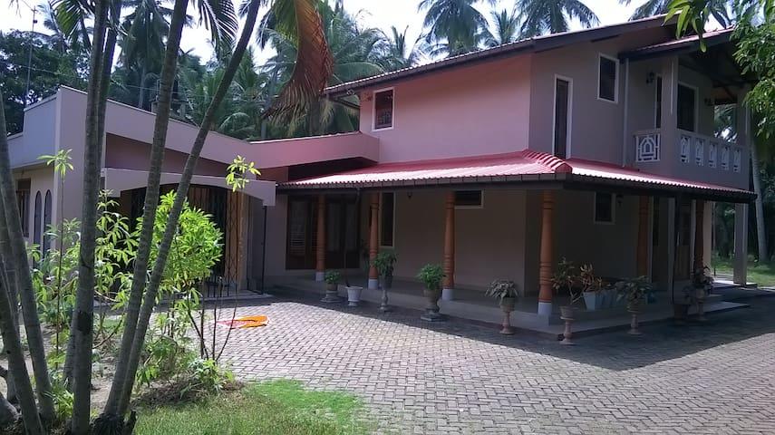 kakkapalliya - Puttalam - Huis