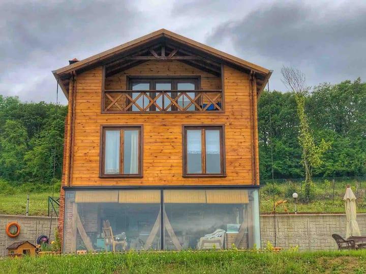 Nurhayat Deniz&Doğaya Komşu Luxury Villa