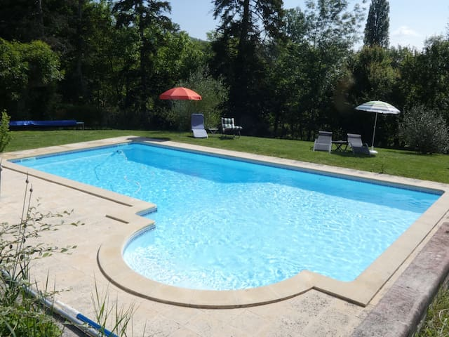 Domaine de France for family/friends gathering