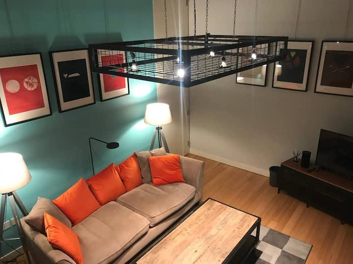 Contemporary Apartment (C), Balcony, Altrincham
