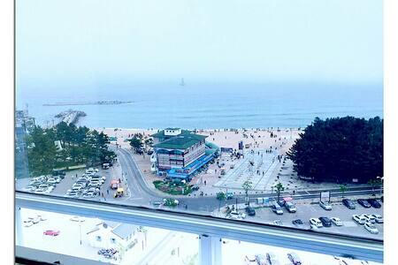 아잉하우스 바다 - Sokcho-si - Apartamento