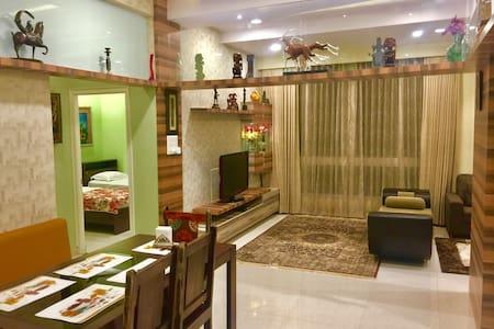 """MAHARAJA"" Super Luxury Residence @ GACHIBOWLI.!!!"